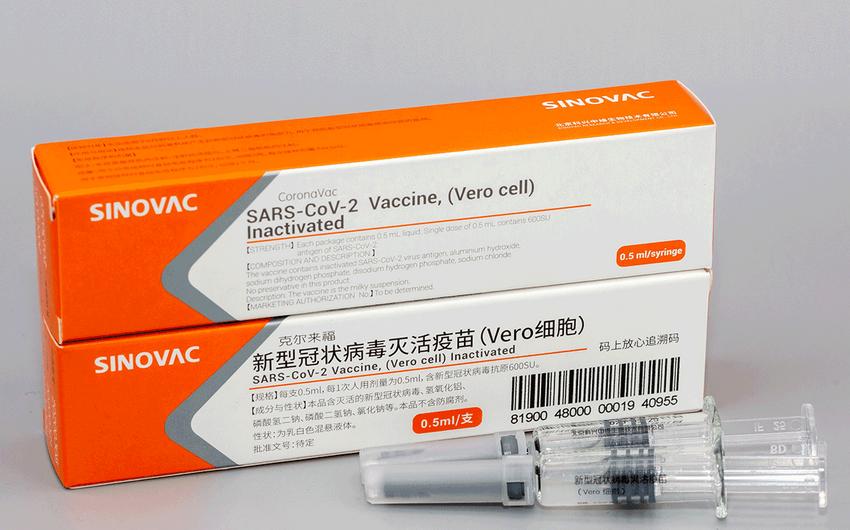 В Турции разрешили применение китайской вакцины