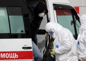 В Москве продолжает расти смертность от COVID-19