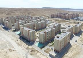 """""""Qobu Park-3"""" kompleksinə məcburi köçkünlərin köçürülməsinə başlanılır"""