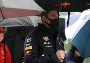 Ферстаппен признан победителем остановленного из-за дождя Гран-при Бельгии