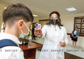 Students with symptoms of respiratory diseases won't be allowed to schools