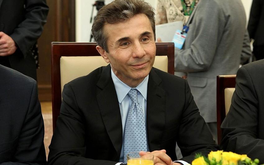 Bidzina İvanişvili Gürcüstanın hakim partiyasının sədri seçilib