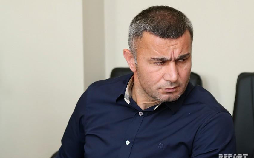 Qurban Qurbanov: Xəzər klubunun bank təminatı yoxdur