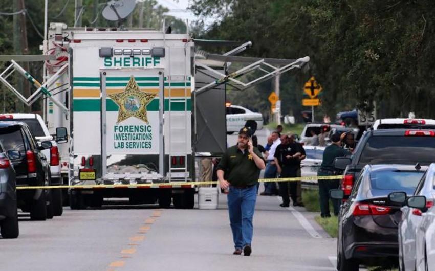 ABŞ-da baş verən atışmada 1-i azyaşlı olmaqla, 4 nəfər öldürülüb