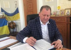Мэр города Сумы: Азербайджанцы активны на выборах в Украине