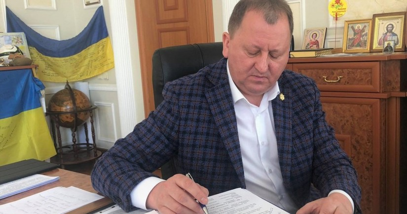Ukrainian city mayor: Azerbaijanis take active part in elections