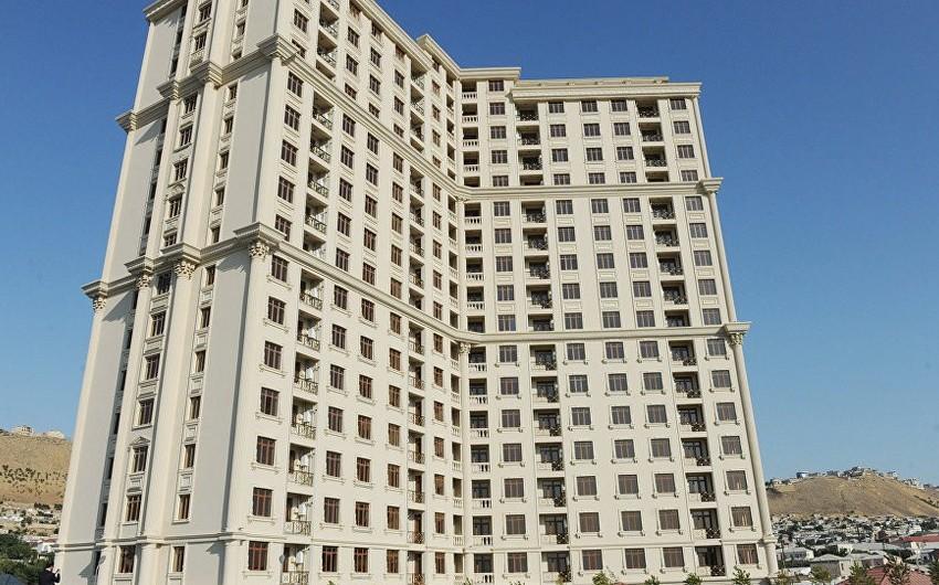 Komitə: İkinci Jurnalistlər binasının sakinlərinə yaxın günlərdə kupça veriləcək