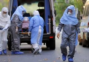 Argentinada koronavirusa yoluxanların sayı 1 milyonu ötdü