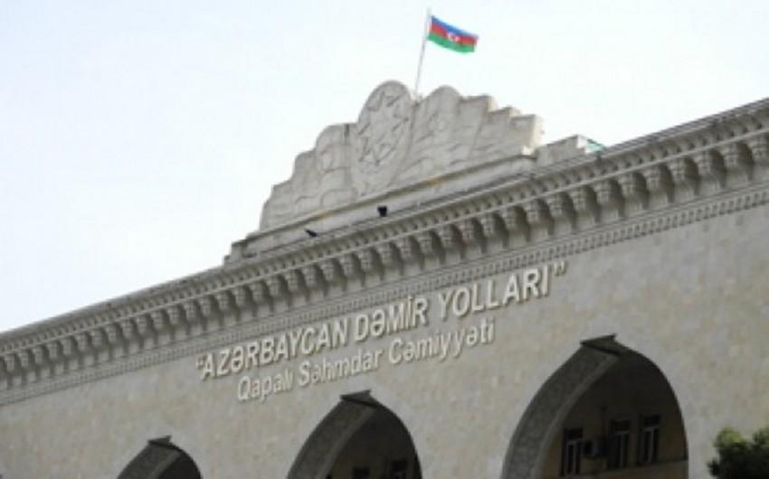 """Yaxın 3 ildə """"Azərbaycan Dəmir Yolları""""nın işçilərinin sayı 3 dəfədən çox azaldılacaq"""