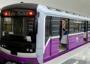 Bakıda metro qatarında qadın keçmiş əri tərəfindən bıçaqlanıb