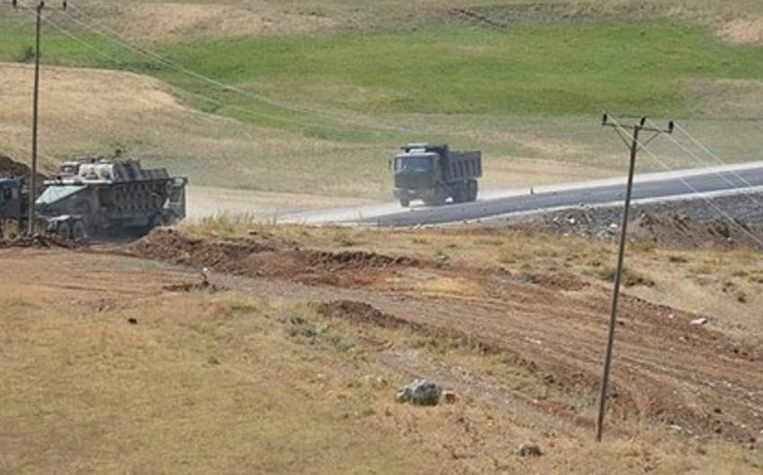 Türkiyədə terrorçular hərbi konvoya hücum edib, 1 ölü