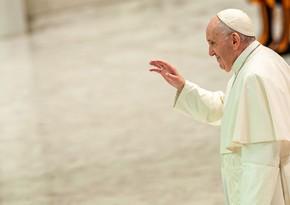 Roma Papası Beynəlxalq baba və nənələr Günü təsis edib