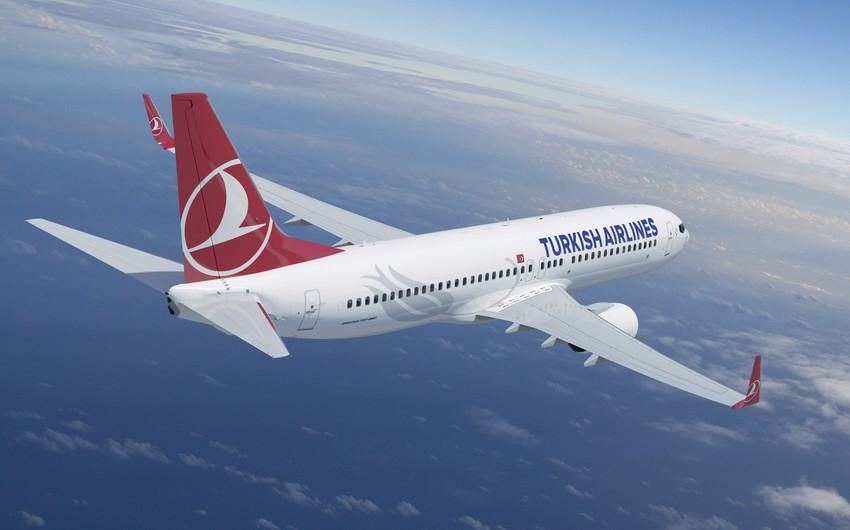 Türk Hava Yolları Bakıdan İstanbul və Ankaraya uçuşlarla bağlı məlumat yayıb