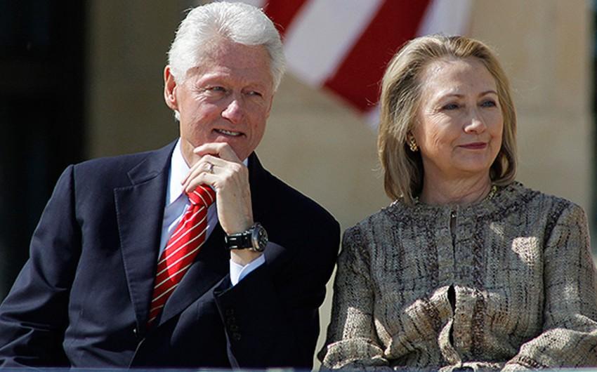Клинтон поручит мужу восстановление экономики в случае победы на выборах