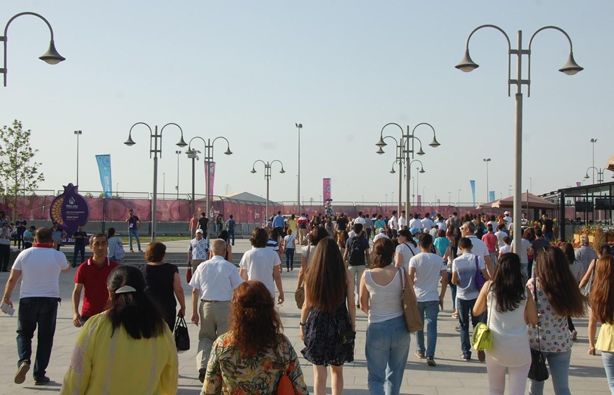 Number of Azerbaijani population unveiled