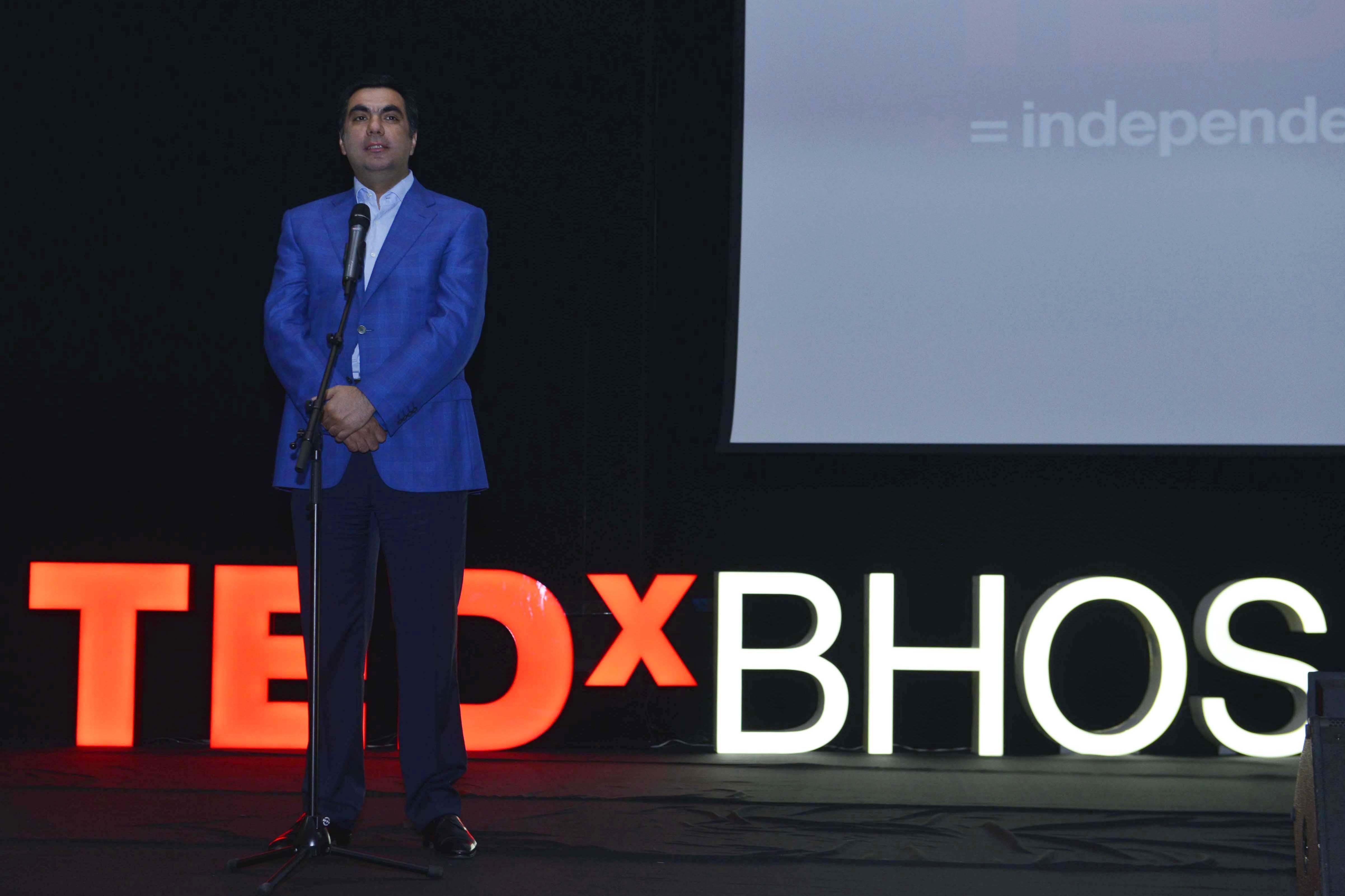 BANM-da ilin ilk TEDxBHOS konfransı keçirilib