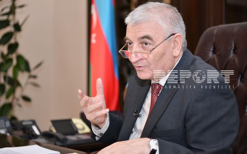 Мазахир Панахов: Некоторые кандидаты представляют документы в такой форме, чтобы мы не смогли их зарегистрировать