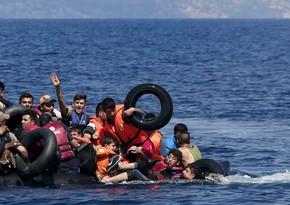 Yunanıstandan çıxarılan 48 miqrant Türkiyə sahillərində xilas edilib