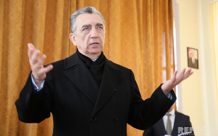 Эльдар Азизов назначен заместителем главы Исполнительной власти города Баку