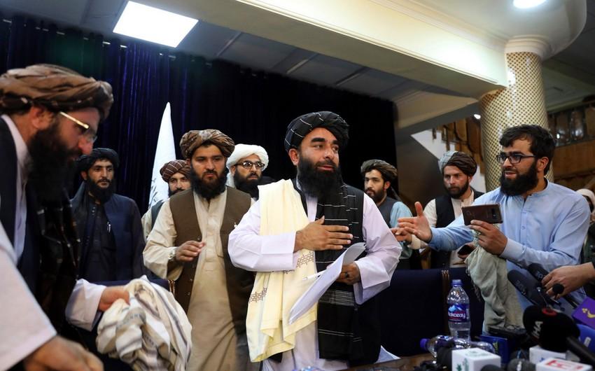 """""""Taliban"""": """"Qərb ölkədən insan resurslarını aparır"""""""