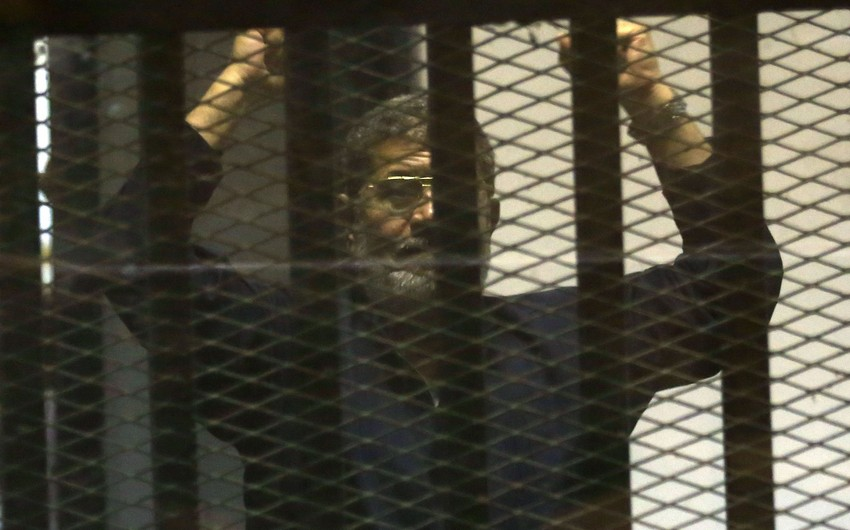 Egypt military court jails 296 Morsi loyalists