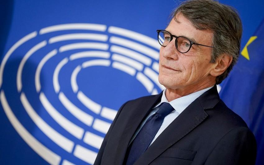 Avropa Parlamentinin sədri karantinə alındı