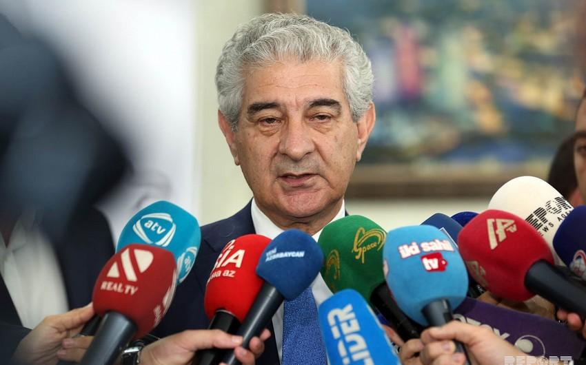 Baş Nazirin müavini: Qarabağ Azərbaycandır və nida işarəsi mesajı milli ideyanın formalaşması səviyyəsinə qalxmaqdadır