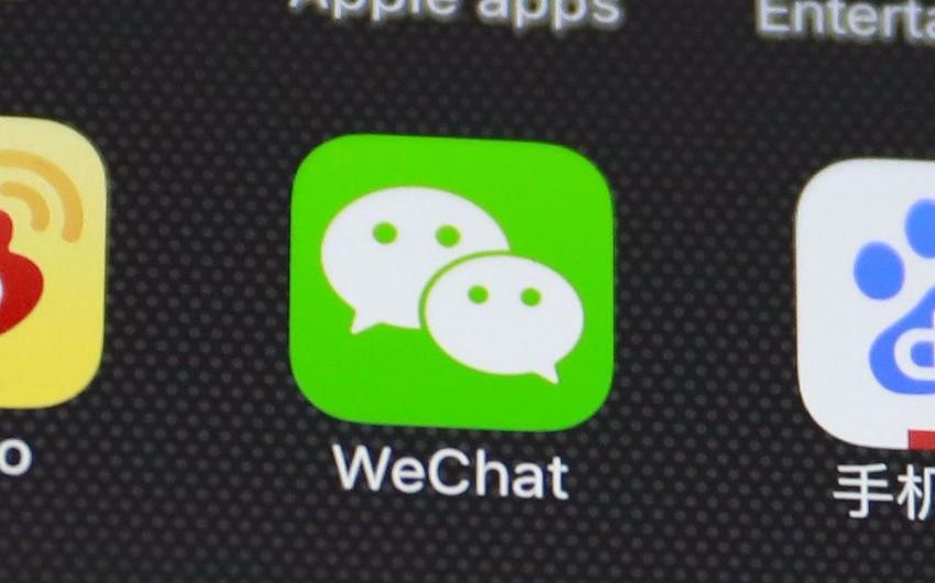 """""""TikTok"""" və """"WeChat"""" ABŞ-da da qadağan edilə bilər"""