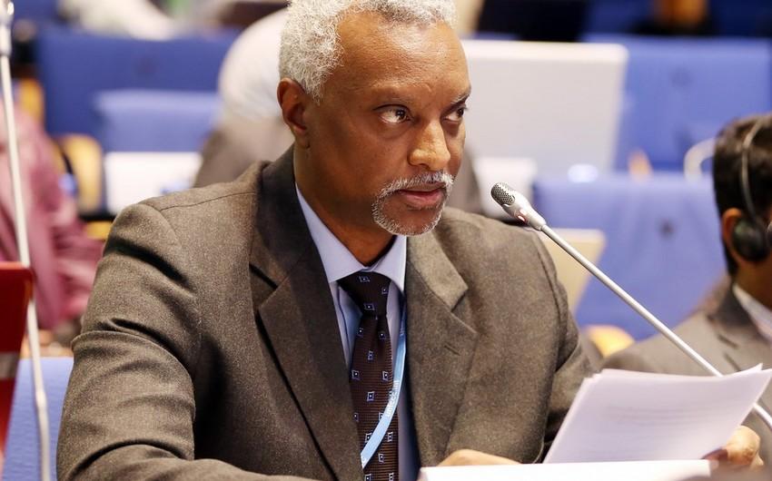 Former Sudanese president dies in Riyadh