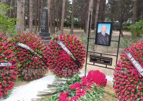 Funeral of People's Artist Tahir Salahov held -  UPDATED