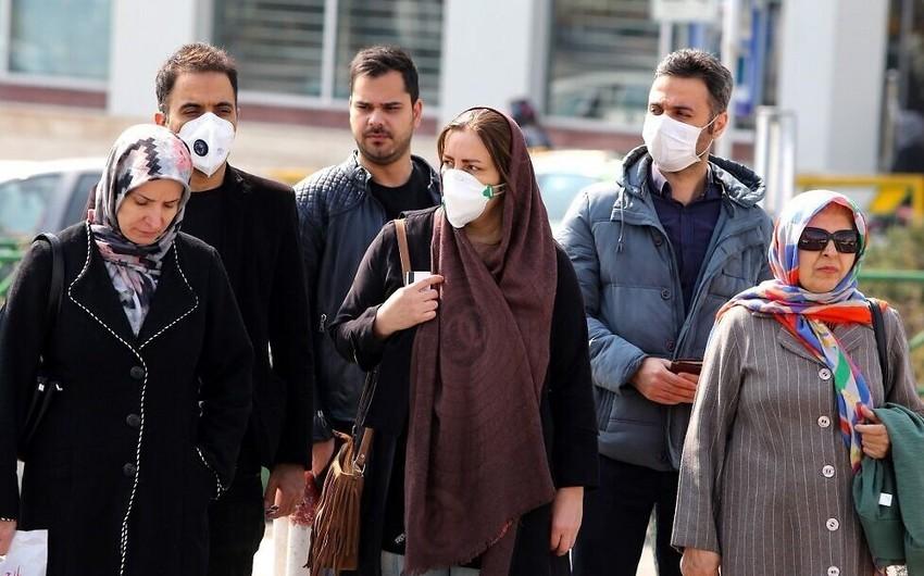 İranda koronavirusa yoluxanların sayı 50 mini ötdü