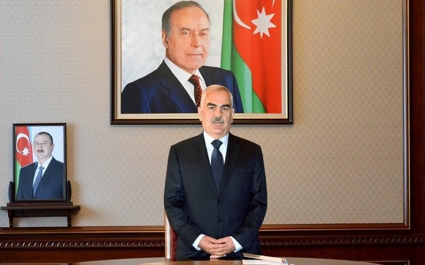 Naxçıvan Ali Məclisinə yeni sözçü təyin olunub