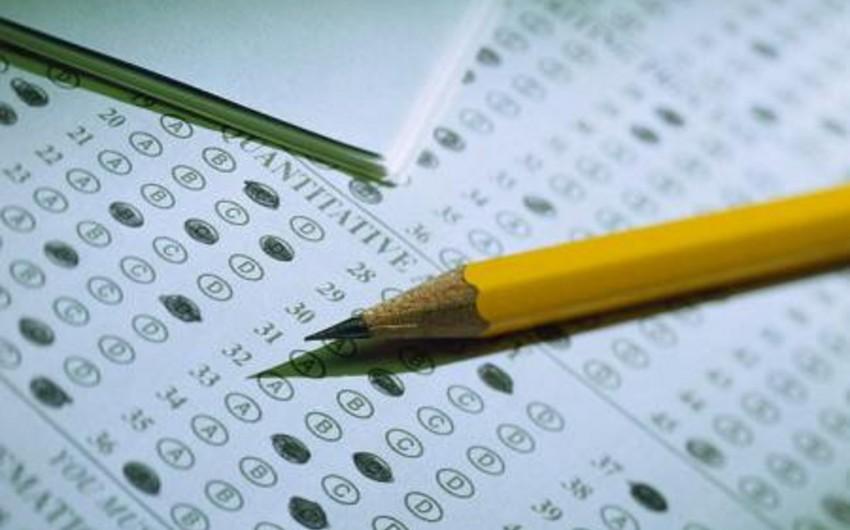 İkinci sınaq imtahanına qeydiyyat başlayıb