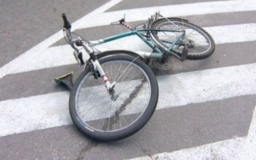 Zaqatalada 13 yaşlı velosipedçini maşın vuraraq öldürüb