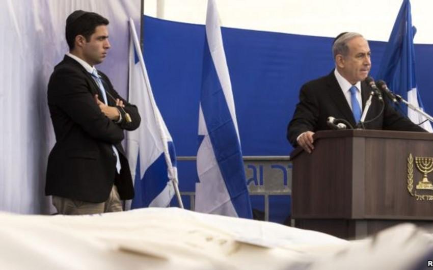 İsrail baş naziri Beynəlxalq Cinayət Məhkəməsini yenidən tənqid edib