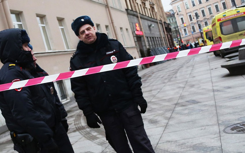 Rusiyada FTX-nin binasına silahlı hücum olub, 2 nəfər ölüb, 1 nəfər yaralanıb