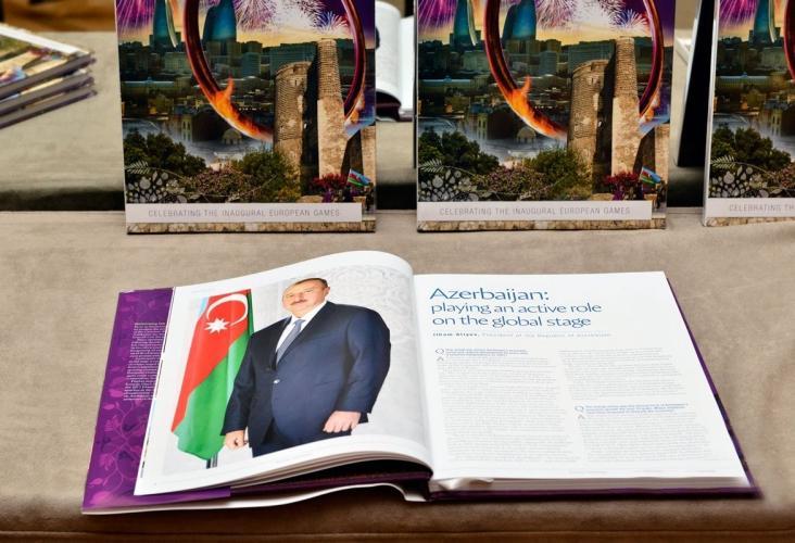 """Azərbaycan-Böyük Britaniya əməkdaşlığı mövzusunda tədbir və """"Azərbaycanı kəşf et"""" kitabının təqdimatı keçirilib - FOTO"""
