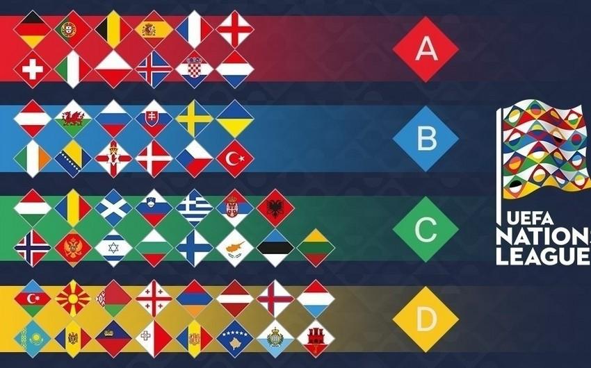 Состоялся первый матч Лиги наций УЕФА - ВИДЕО