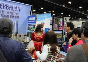 "Azerbaijan featured at ""Los Angeles Travel & Adventure Show"""