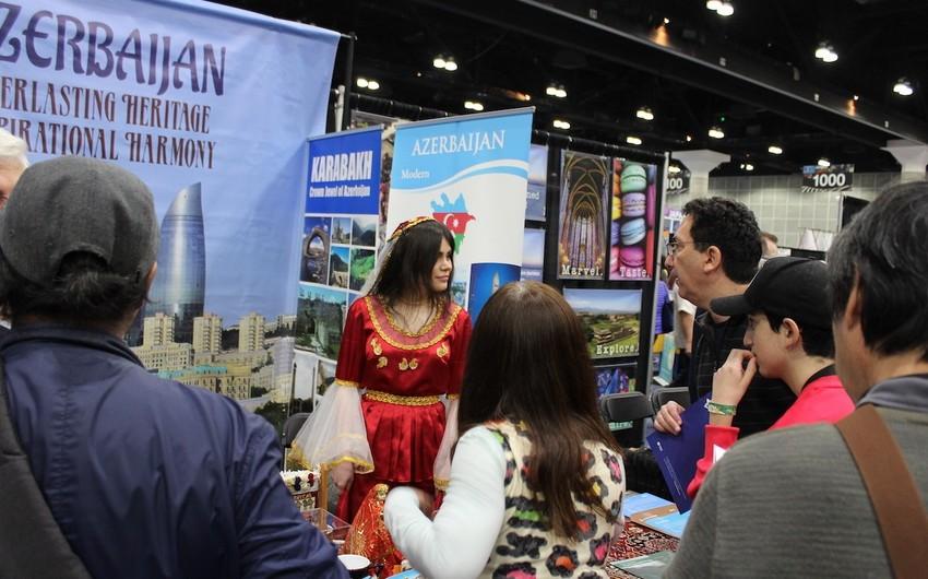 "Azerbaijan featured at ""Los Angeles Travel & Adventure Show"""