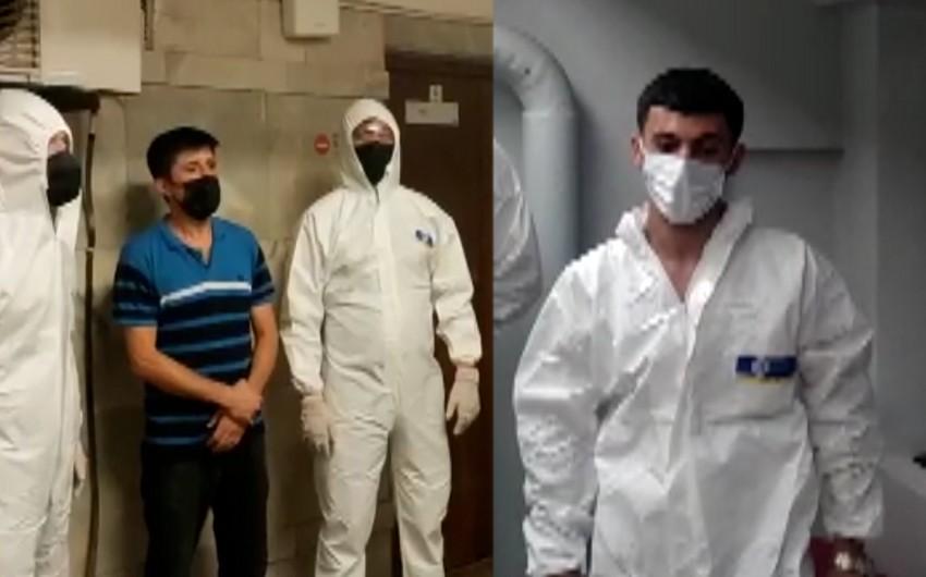 Задержаны больные коронавирусом, пытавшиеся пройти в метро
