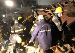 Xırdalandakı partlayış nəticəsində 6 nəfər xəstəxanaya yerləşdirilib