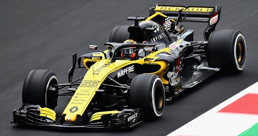 Команда Формулы-1 Рено со следующего сезона сменит название