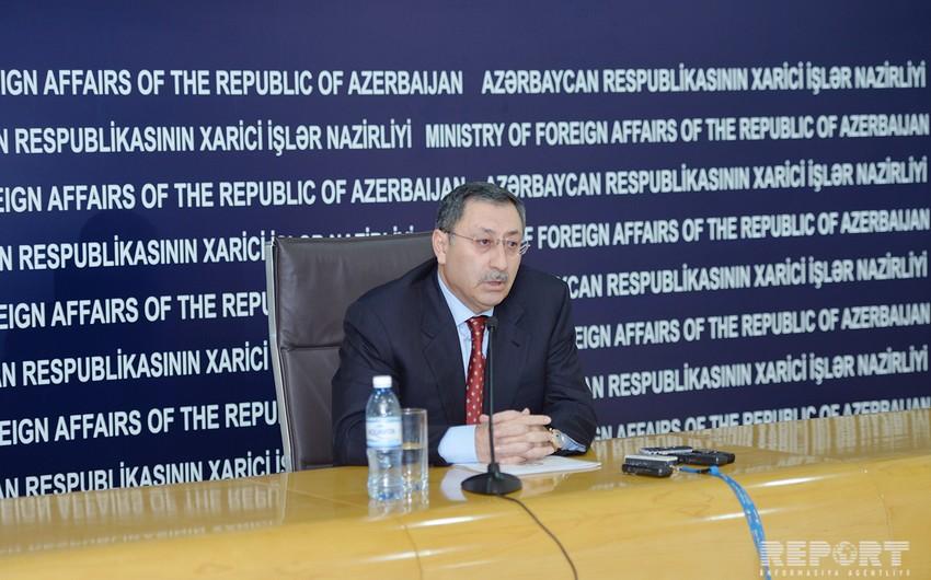 Халаф Халафов: Переговоры по спорным месторождениям на Каспии пока не результативны