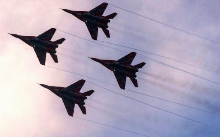 Минобороны России проводит в Армении учения с участием МиГ-29