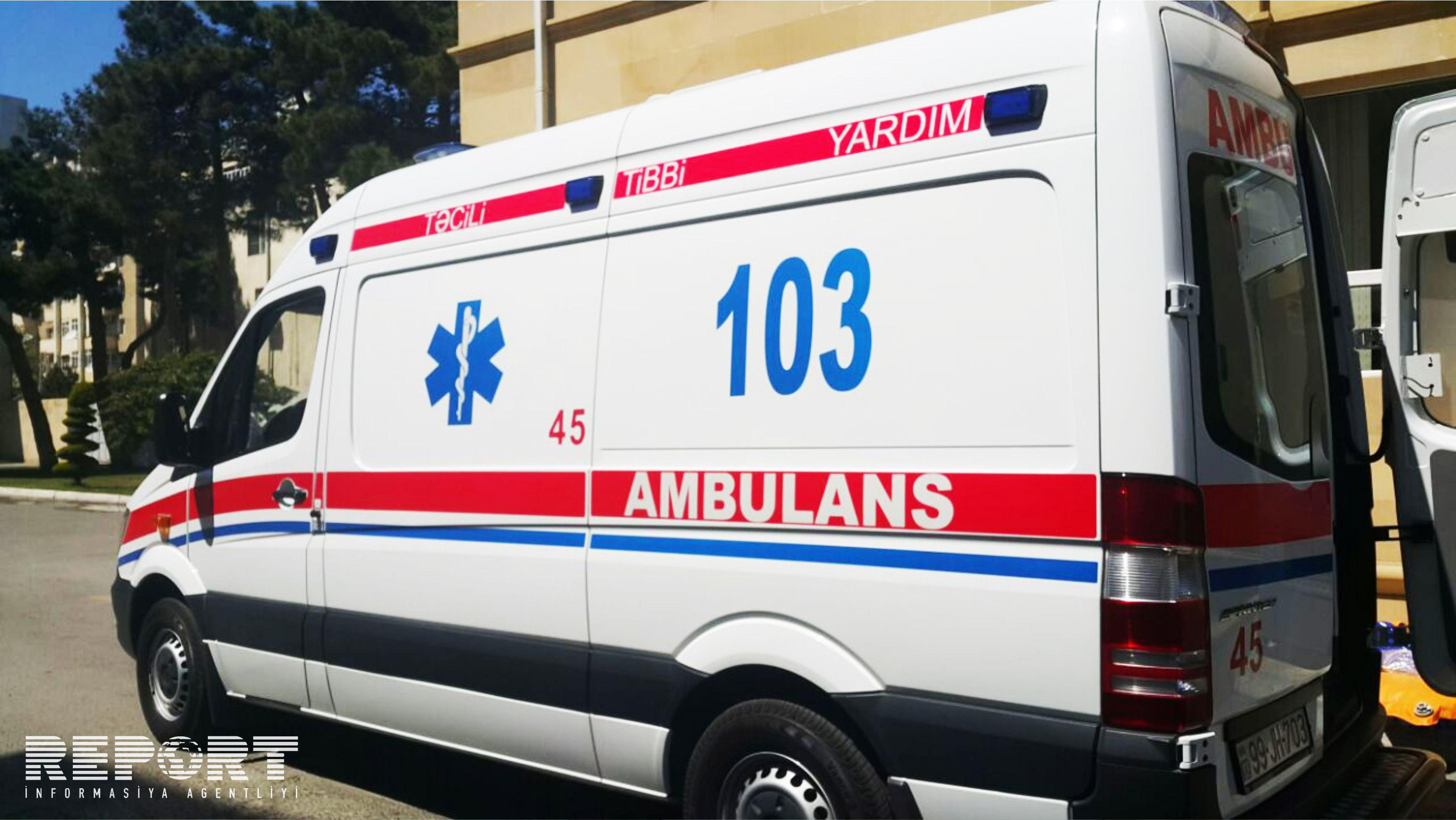 В Баку неизвестные избили 55-летнего мужчину
