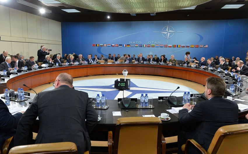 NATO FMs to meet in person for the first time since pandemic