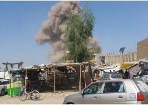 На базе афганских вооруженных сил прогремел мощный взрыв