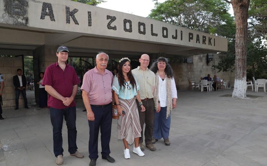 Leyla Əliyevanın təşəbbüsü ilə Bakı Zooloji Parkında yenidənqurma işləri başlayır
