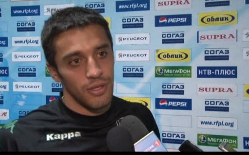 Aleksandr Amisulaşvili Bakı İnterindən ayrılan gürcüstanlı futbolçuların taleyindən danışıb